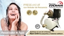 PANTALLA PRESS 410 VF